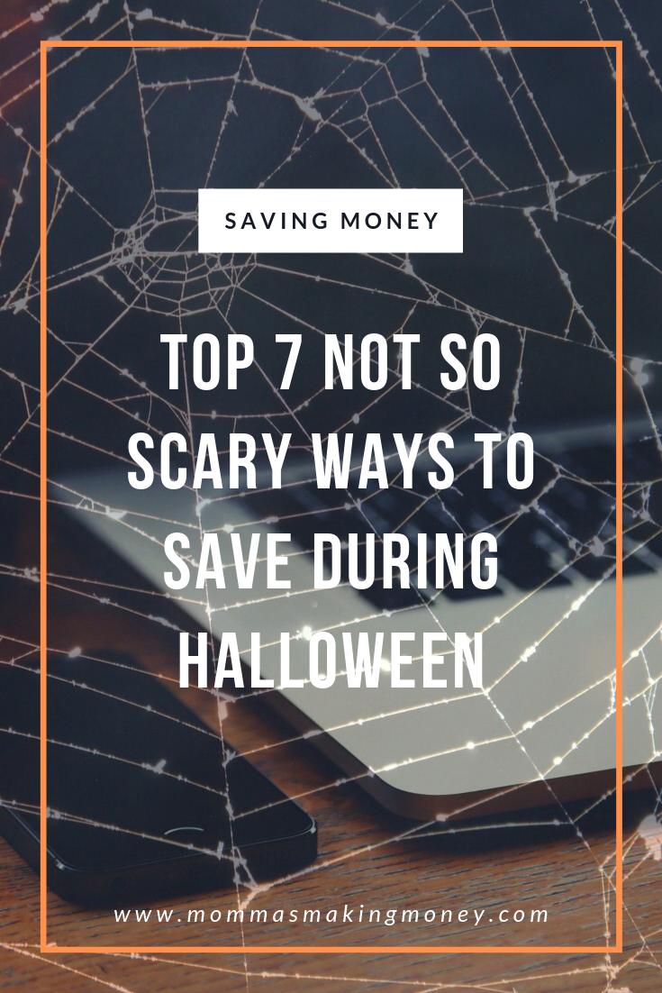 Saving Money During Halloween
