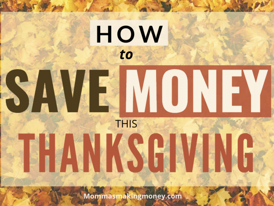 How to Save Money on Thanksgiving