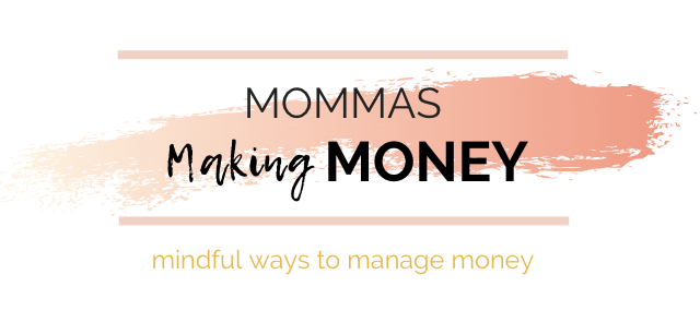 Mommas Making Money Logo #2
