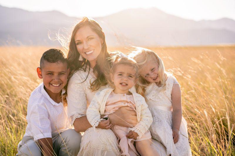Dawn Harrison Family Picture